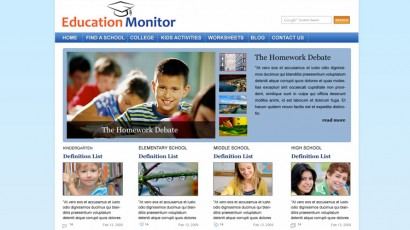 The Education Monitor