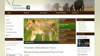 Visionary Tours