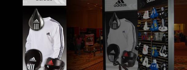 Adidas Booth